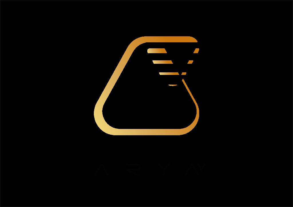 Arya V identité visuelle